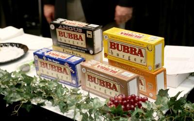 Bubba-burgers