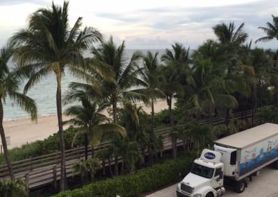 Beautiful Beach, Beautiful Truck.